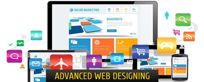 advanced web design training kolkata