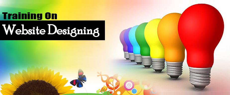 online web design training