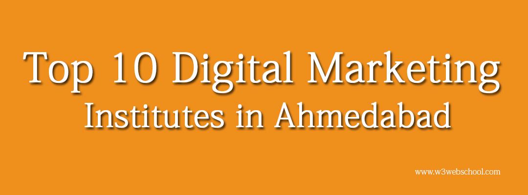 Digital Marketing Institutes in Ahmedabad