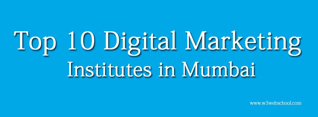Digital Marketing Institutes in Mumbai